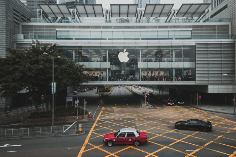 apple airpods max hoofdtelefoon