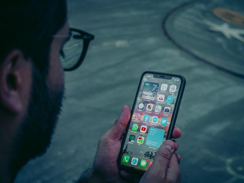 ios 14 bug geen melding bij berichten iphone