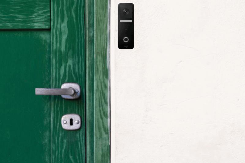 logitech circle view doorbell homekit