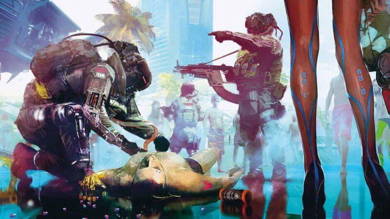 cyberpunk 2077 patch 1.1 update