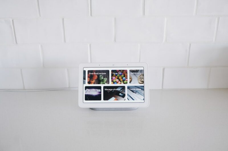 nieuwe google nest hub slaap monitoren