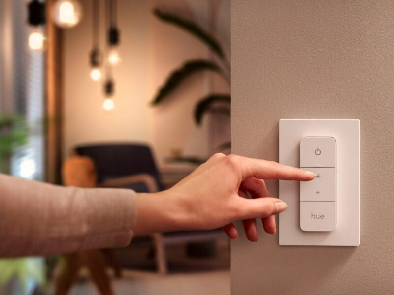 philips hue dimmer switch 2021