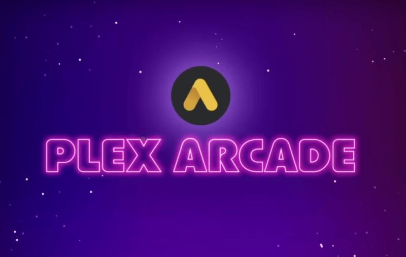 plex arcade atari-spellen