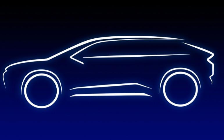 elektrische auto toyota