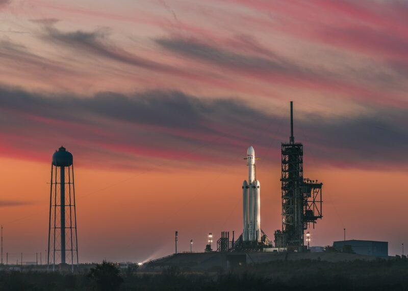 spacex commerciele ruimtevluchten