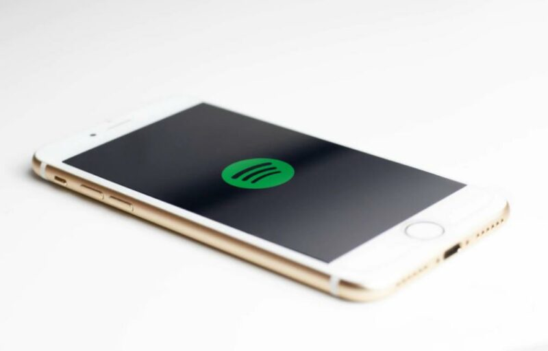 spotify filters favoriete nummers
