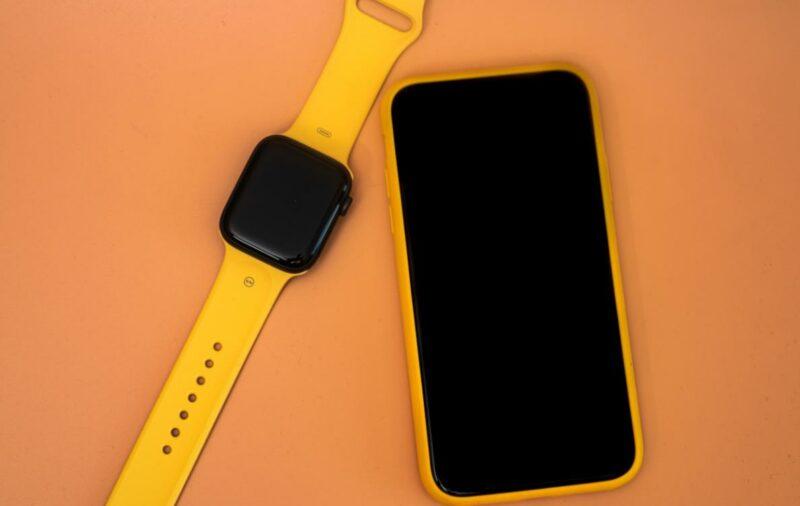 marktaandeel apple watch